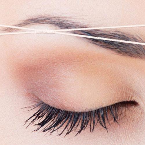 Brow Threading - Lenexa, KS - Eyebrow Threading Eyelash